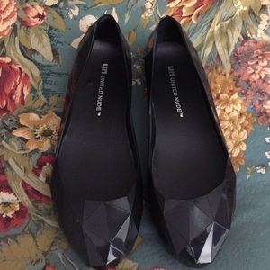 Faceted Jelly Flats